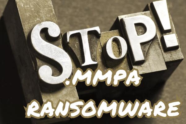 Entfernen Sie Mmpa Ransomware