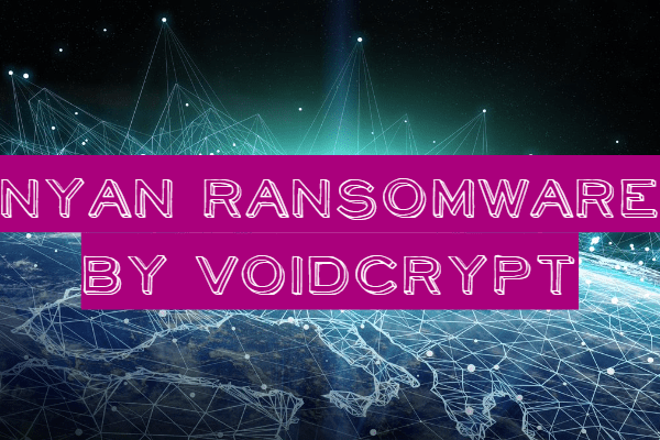 remove Nyan ransomware