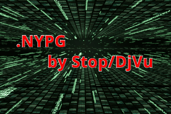 remove Nypg ransomware