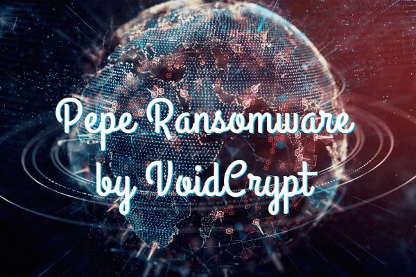 remove Pepe ransomware