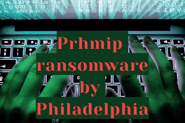 remove Prhmip ransomware