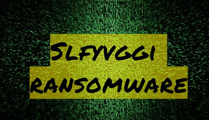 Slfyvggi Ransomware entfernen
