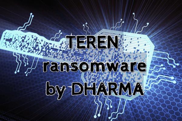 remove Teren ransomware