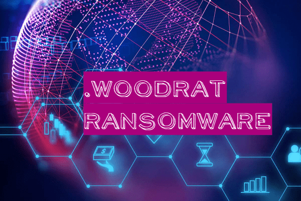 supprimer le ransomware Woodrat