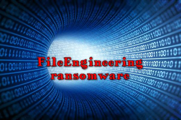 remove FileEngineering ransomware