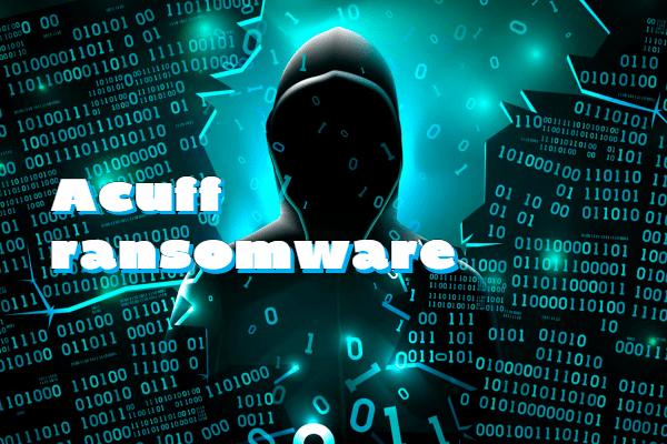 remove Acuff ransomware