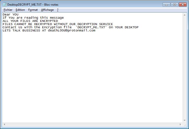 decrypt .Adr files