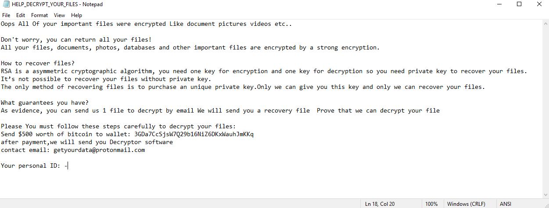 decrypt .Connect files