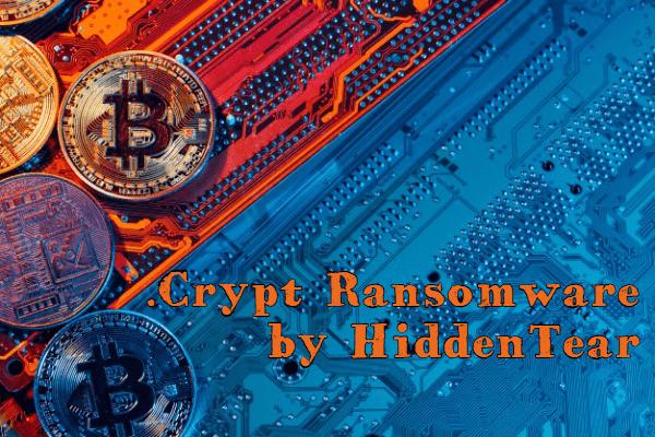 Entfernen Sie Crypt Ransomware