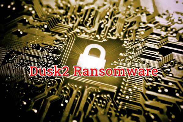 remove Dusk 2 ransomware