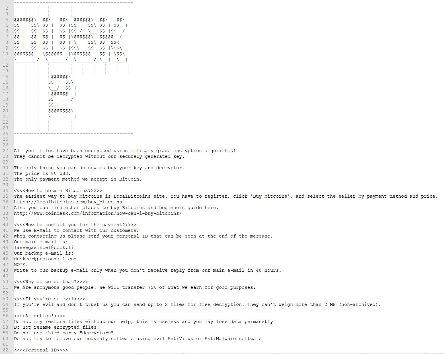decrypt .Dusk 2 files