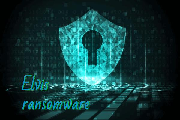 remove Elvis ransomware
