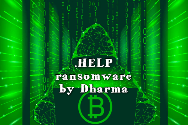 supprimer Help ransomware