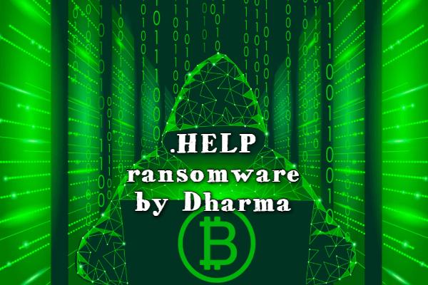 remove Help ransomware