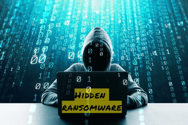 remover ransomware oculto
