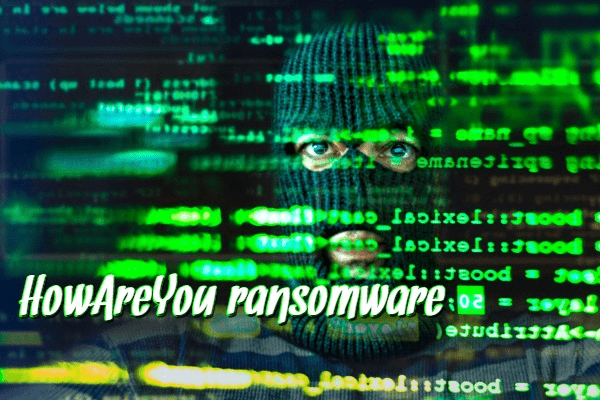 remover HowAreYou ransomware