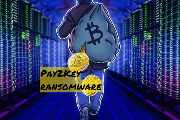 remove Pay2key ransomware