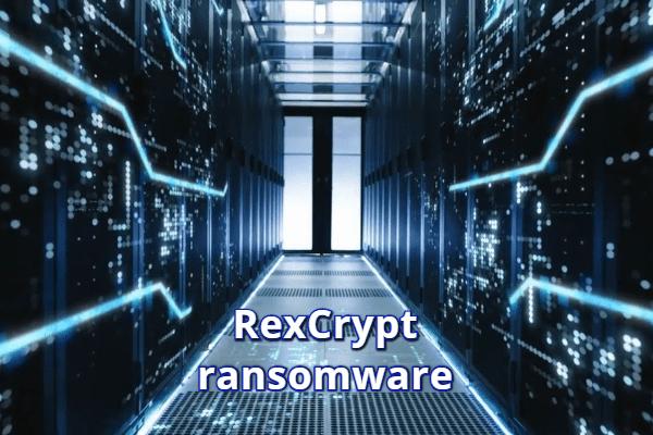 Entfernen Sie die RexCrypt-Ransomware
