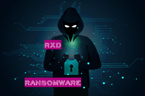 remove RXD ransomware