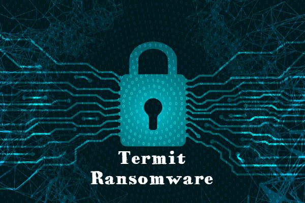 remova o ransomware Termit