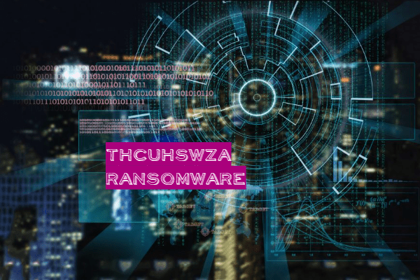 remover o ransomware Thcuhswza