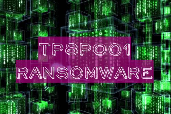 remove Tp8p0o1 ransomware