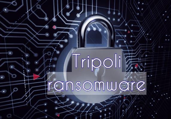 remove Tripoli ransomware