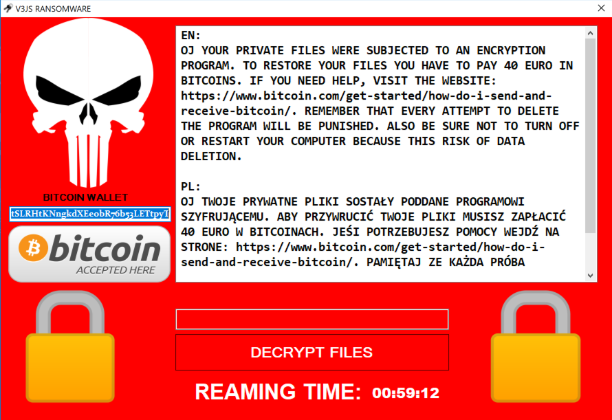 decrypt .V3JS files