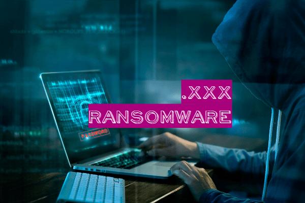 Entfernen Sie die Xxx-Ransomware