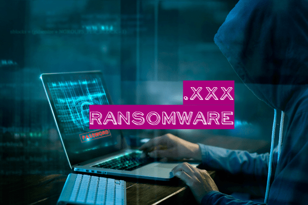 supprimer le ransomware Xxx