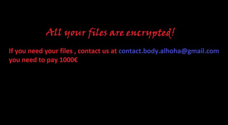 décrypter les fichiers .zqvIke