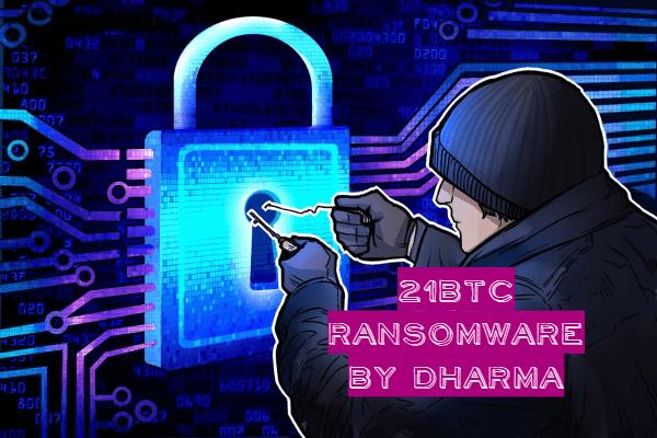 remove 21btc ransomware