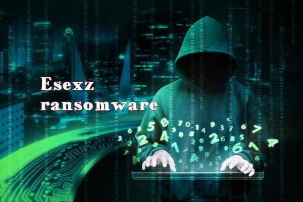 remove Esexz ransomware