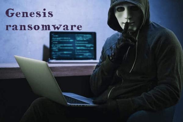 remove Genesis ransomware