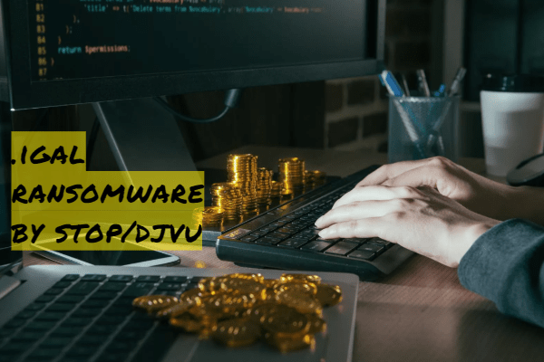 remove Igal ransomware