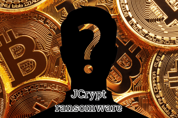 remove JCrypt ransomware