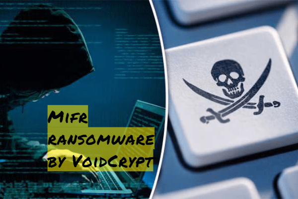 remove Mifr ransomware