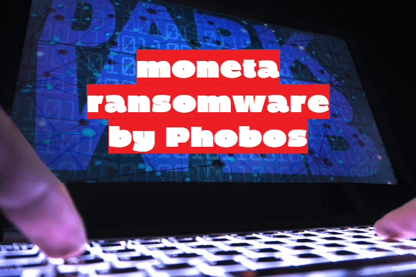 remove MONETA ransomware