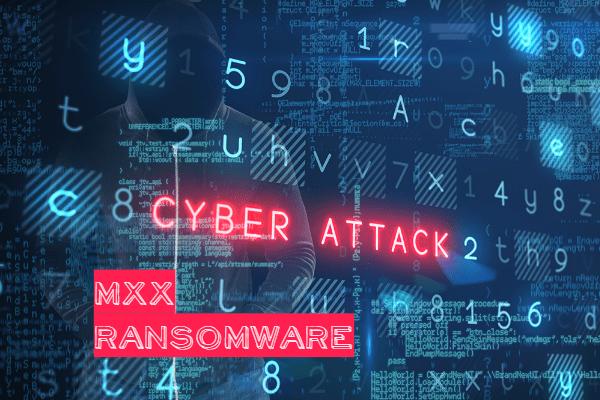 remove MXX ransomware