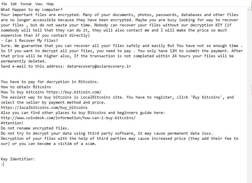 decrypt .Rastar files