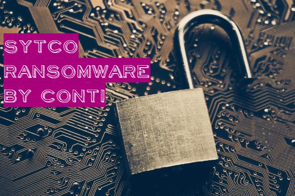 remove SYTCO ransomware