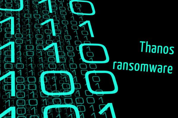 remove Thanos ransomware