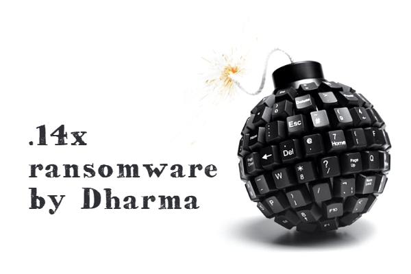 remove 14x ransomware