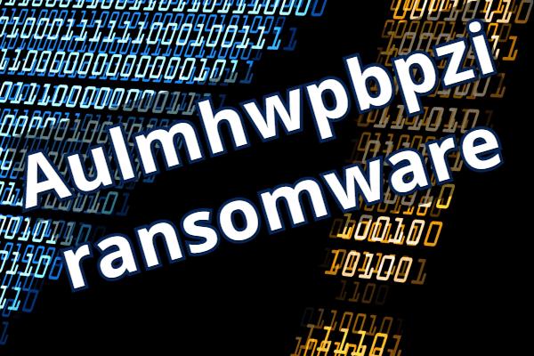 remove Aulmhwpbpzi ransomware