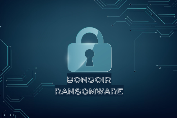 remove Bonsoir ransomware