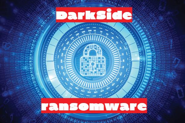 remove DarkSide ransomware