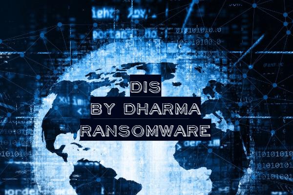 remove Dis ransomware