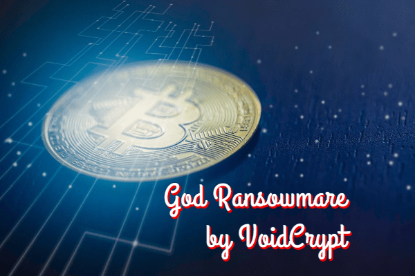 remove God ransomware