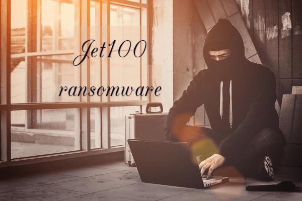 remove Jet100 ransomware