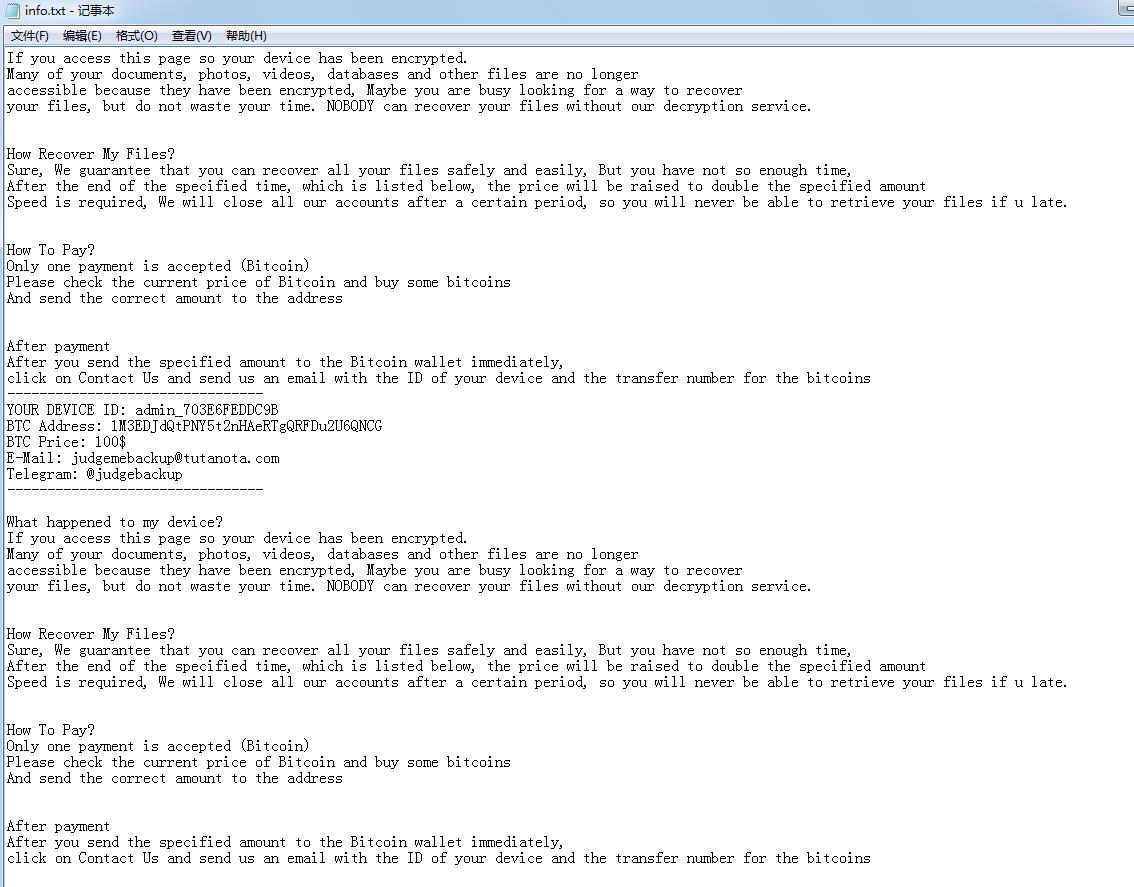 decrypt .judge files
